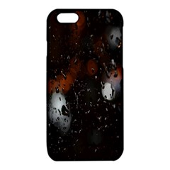 Lights And Drops While On The Road iPhone 6/6S TPU Case