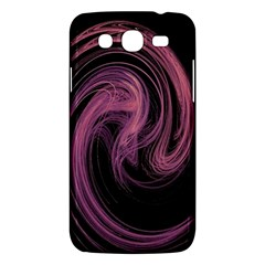 A Pink Purple Swirl Fractal And Flame Style Samsung Galaxy Mega 5.8 I9152 Hardshell Case