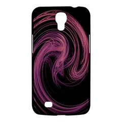 A Pink Purple Swirl Fractal And Flame Style Samsung Galaxy Mega 6.3  I9200 Hardshell Case