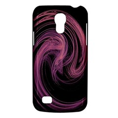 A Pink Purple Swirl Fractal And Flame Style Galaxy S4 Mini