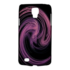 A Pink Purple Swirl Fractal And Flame Style Galaxy S4 Active