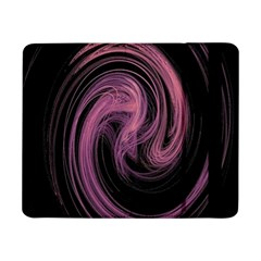 A Pink Purple Swirl Fractal And Flame Style Samsung Galaxy Tab Pro 8.4  Flip Case