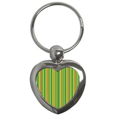Lines Key Chains (Heart)