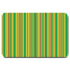 Lines Large Doormat