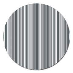 Lines Magnet 5  (Round)