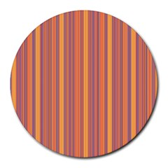 Lines Round Mousepads