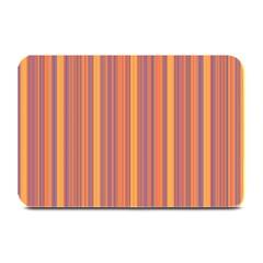 Lines Plate Mats
