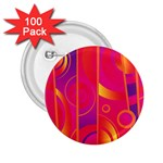 Pattern 2.25  Buttons (100 pack)  Front