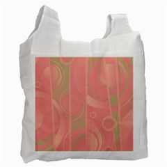 Pattern Recycle Bag (Two Side)