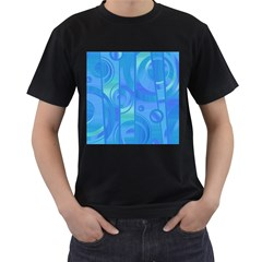 Pattern Men s T-Shirt (Black)