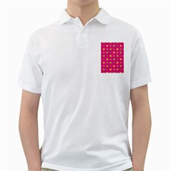 Polka dots  Golf Shirts