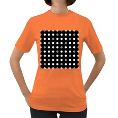 Polka dots  Women s Dark T-Shirt
