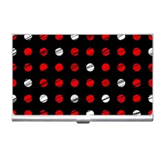 Polka dots  Business Card Holders