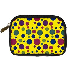 Polka dots Digital Camera Cases