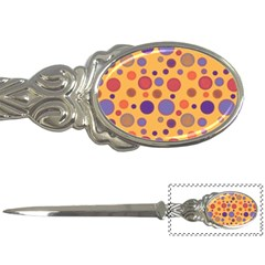 Polka dots Letter Openers