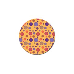 Polka dots Golf Ball Marker