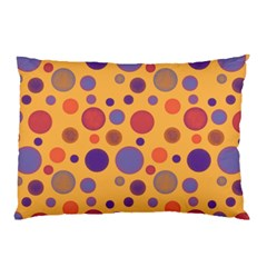 Polka dots Pillow Case