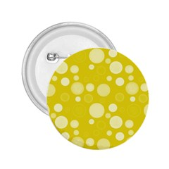 Polka dots 2.25  Buttons