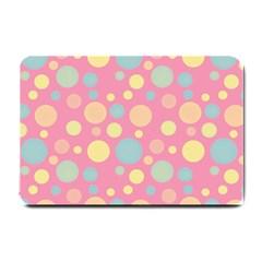 Polka dots Small Doormat