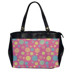 Polka dots Office Handbags