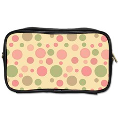 Polka dots Toiletries Bags