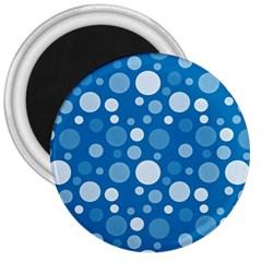 Polka dots 3  Magnets