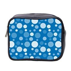 Polka dots Mini Toiletries Bag 2-Side