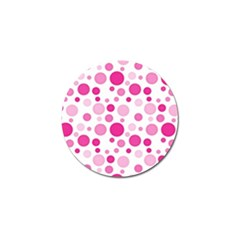 Polka dots Golf Ball Marker (10 pack)