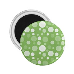 Polka dots 2.25  Magnets
