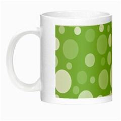 Polka dots Night Luminous Mugs