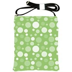 Polka dots Shoulder Sling Bags
