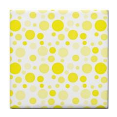 Polka dots Face Towel