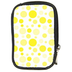 Polka dots Compact Camera Cases