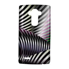 Fractal Zebra Pattern Lg G4 Hardshell Case