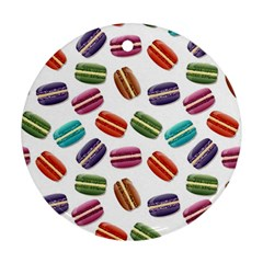 Macaroons  Ornament (Round)