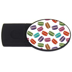Macaroons  USB Flash Drive Oval (1 GB)