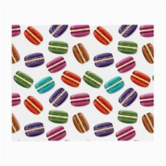 Macaroons  Small Glasses Cloth