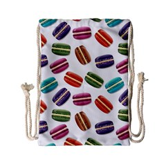 Macaroons  Drawstring Bag (Small)