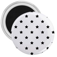 Stars pattern 3  Magnets