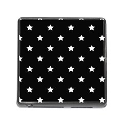 Stars pattern Memory Card Reader (Square)