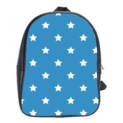 Stars pattern School Bags(Large)