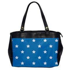 Stars pattern Office Handbags
