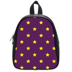 Stars pattern School Bags (Small)