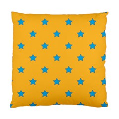 Stars pattern Standard Cushion Case (Two Sides)