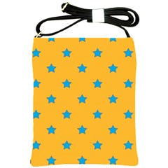 Stars pattern Shoulder Sling Bags