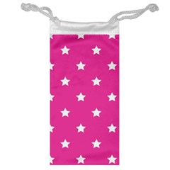Stars pattern Jewelry Bag