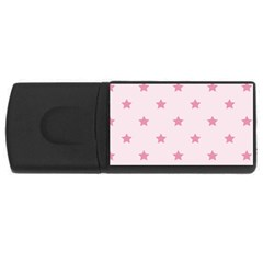 Stars pattern USB Flash Drive Rectangular (4 GB)