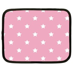 Stars pattern Netbook Case (Large)