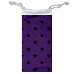 Stars pattern Jewelry Bag