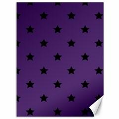 Stars pattern Canvas 36  x 48